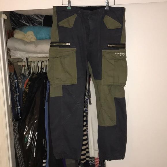Neighborhood Other - NEIGHBORHOOD cargo pants military